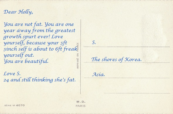 Dear Holly